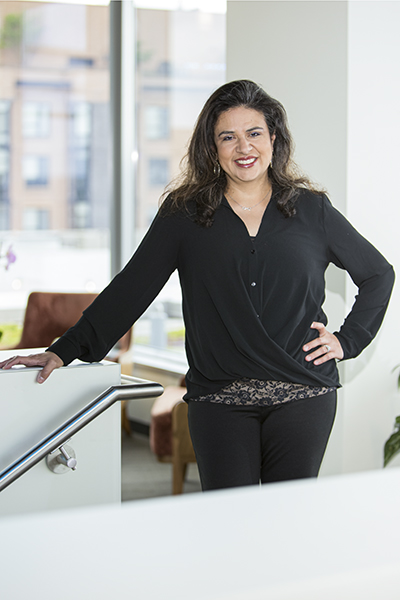 Brianna Hinojosa-Smith, Microsoft, portrait