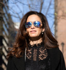 Claudia Romo Edelman, We Are All Human, sunglasses thumbnail