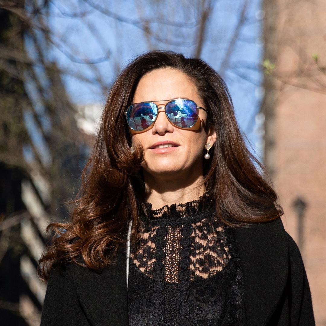 Claudia Romo Edelman, We Are All Human, sunglasses thumbnail