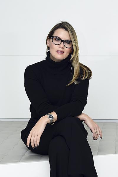 Lorna Hagen, iHeartMedia, portrait