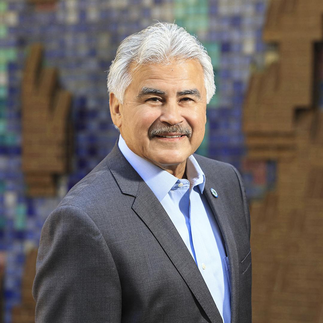 Pete Delgado, Salinas Valley Memorial Healthcare System, portrait thumbnail