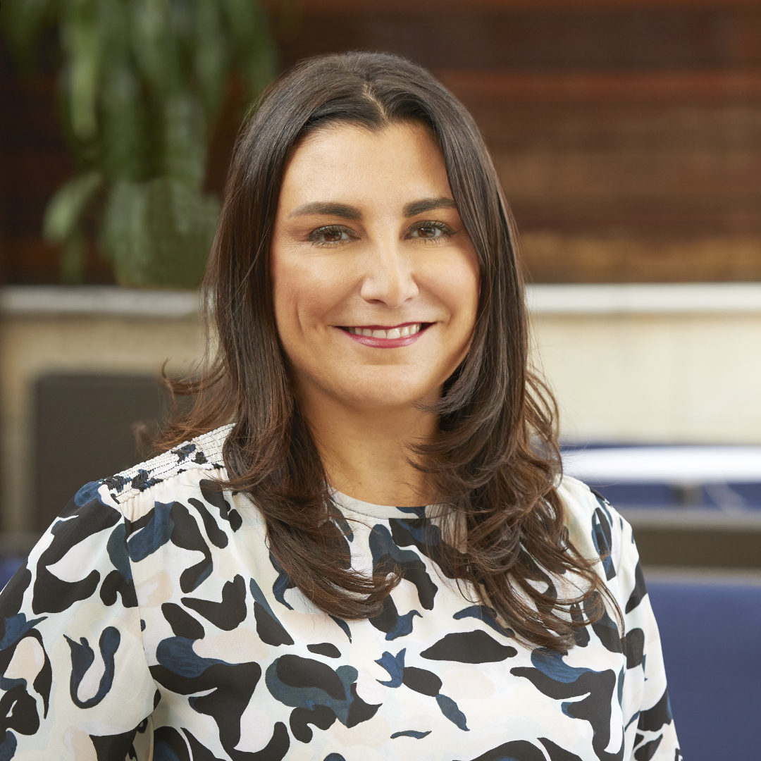 Ruth Giansante, World Fuel Services, portrait thumbnail