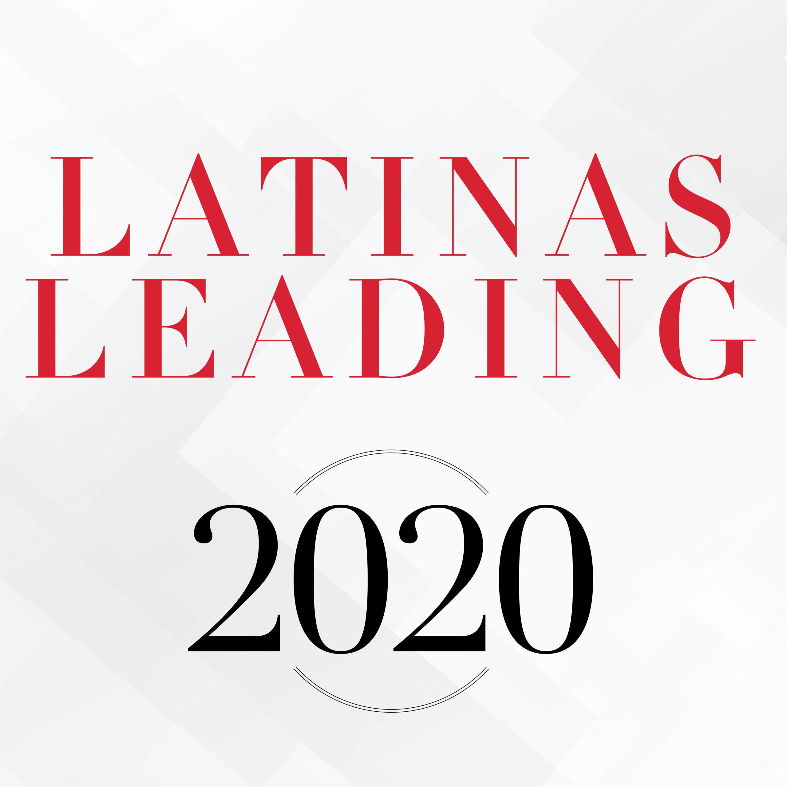 Latinas Leading 2020