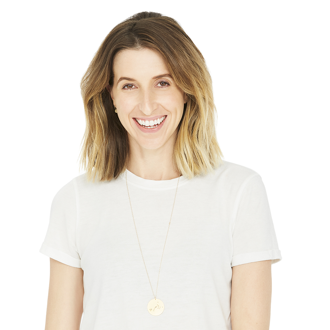 Katia Beauchamp, CEO and Cofounder, Birchbox, portrait thumbnail