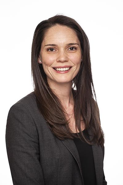 Lina Martinez, Corporate Counsel, Atlas Copco, portrait