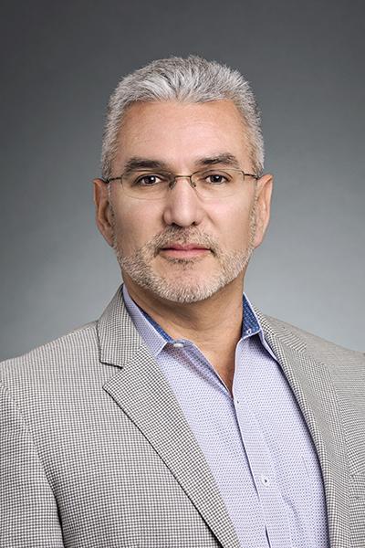 Oscar Arredondo, Senior Counsel, Chevron, portrait