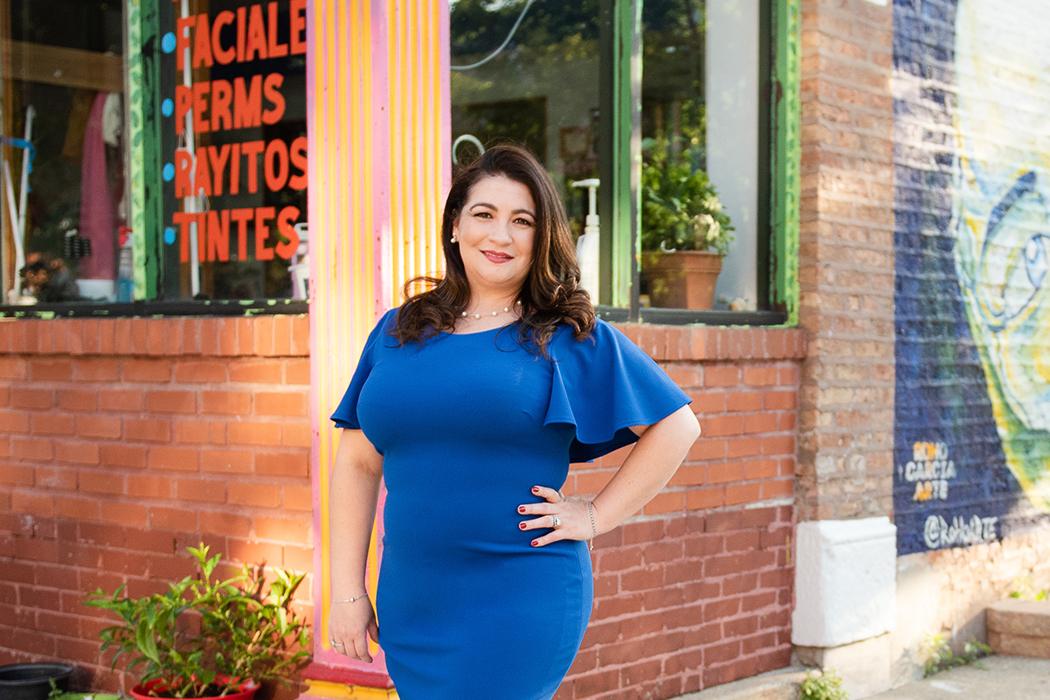 Carina E. Sanchez