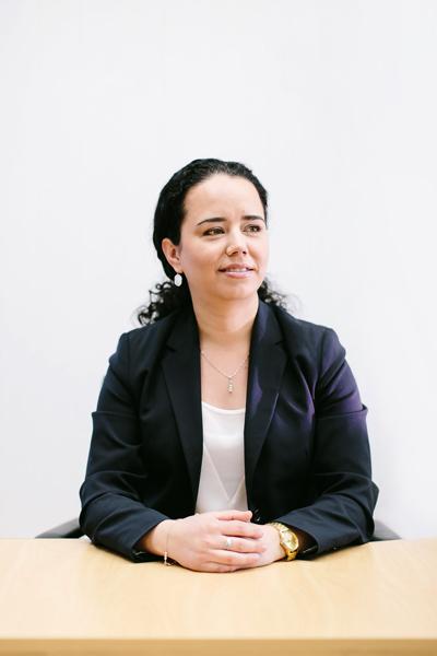 Claudia Mercado