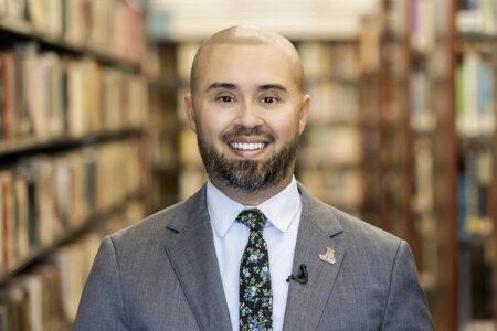 Dr. Mike Munoz